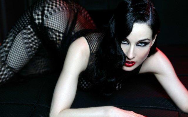 девушка вамп картинки сексуальные