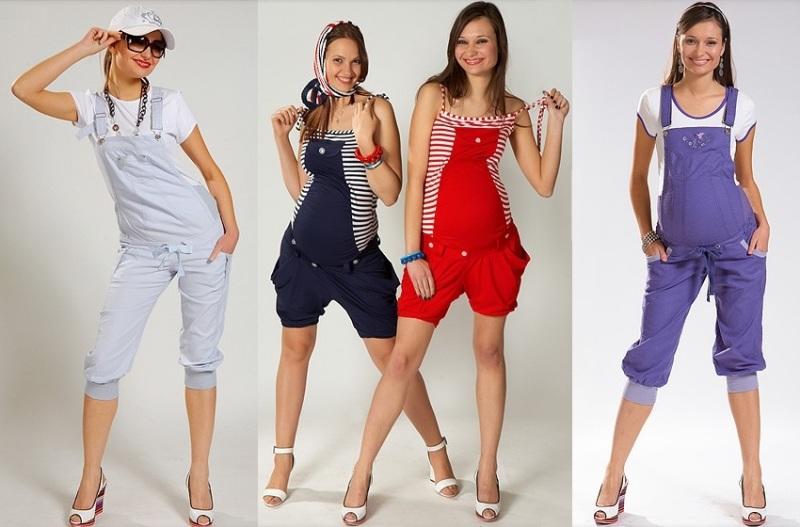 Для беременных стильная одежда для