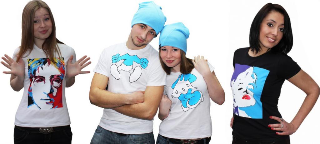 Креативные майки; Майки для себя; Новости .  Заказать футболки с...