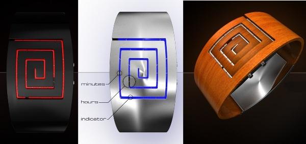 креативные женские наручные часы. TrendsBlog.Ru - блог о трендах - Страница 154
